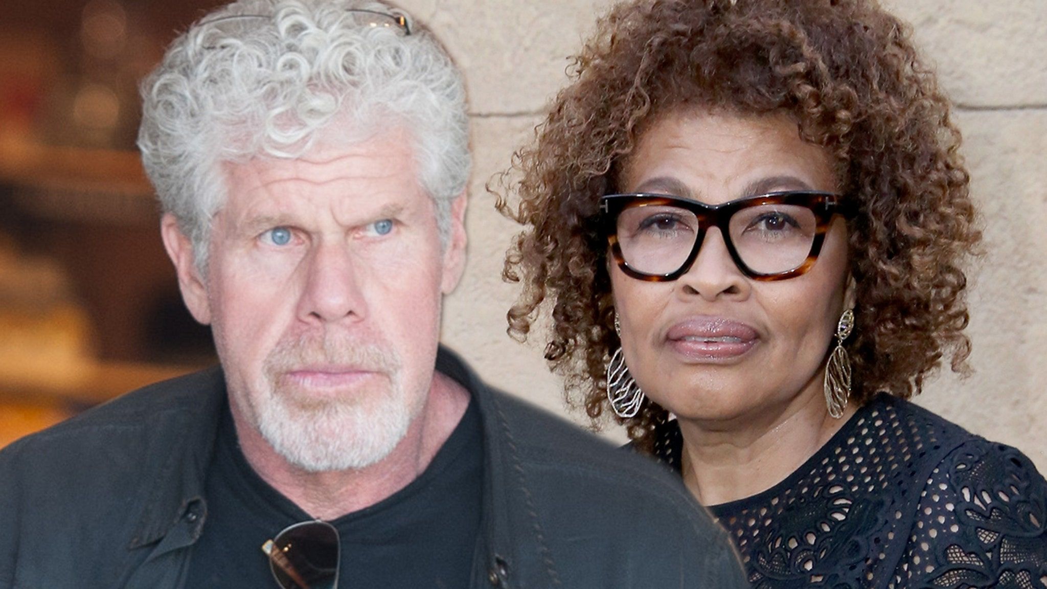 Ron Perlman Declared Legally Single, Free to Remarry