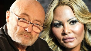 Phil Collins' Ex, Orianne Cevey, Auction Hauls in $2,165,592