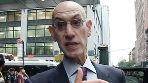 Adam Silver Says He Talked To LeBron About Play-In Tourney, Open To 'Tinkering' In Future