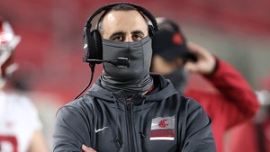 Wash. St. Football Head Coach Nick Rolovich Fired For Refusing Vaccine