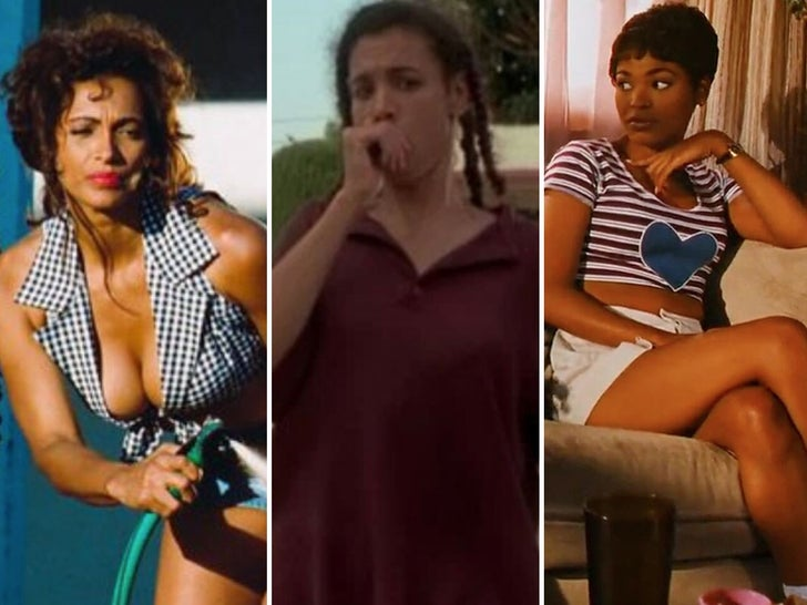 'Friday' Cast: 'Memba Them?