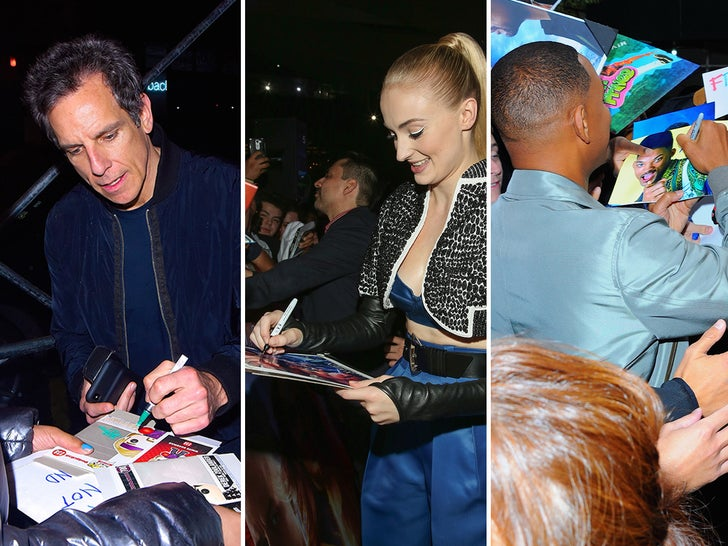 Stars Who Sign