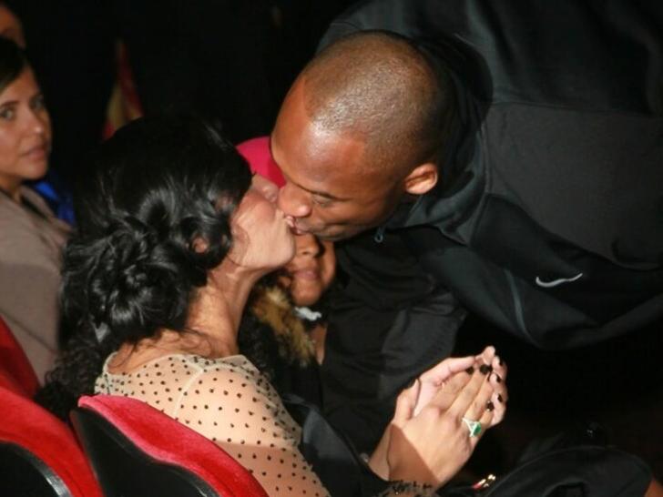 Kobe and Vanessa Bryant Together