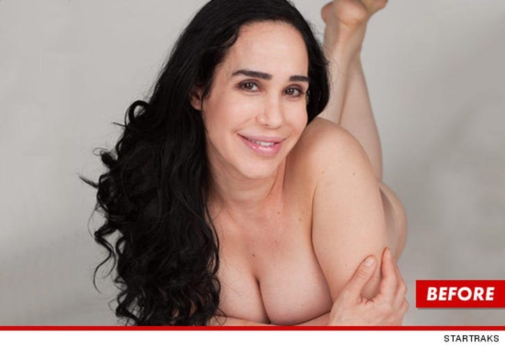 Octomom Check Out My Porn Star Pose