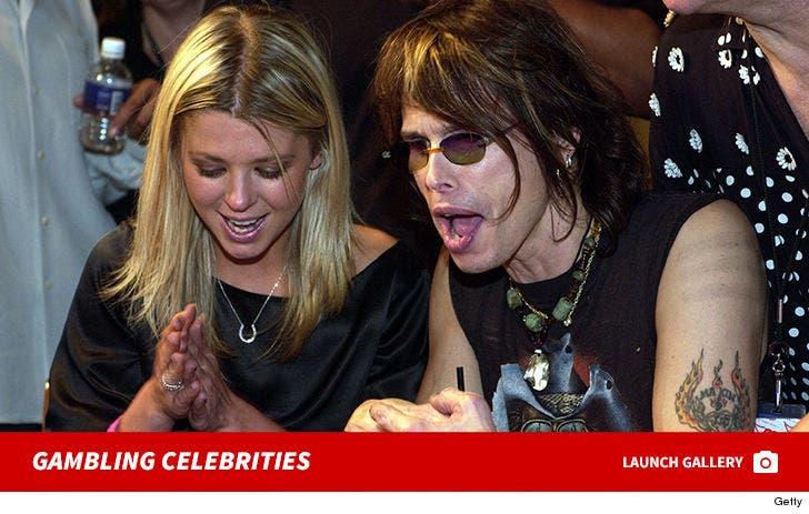 Gambling Celebrities