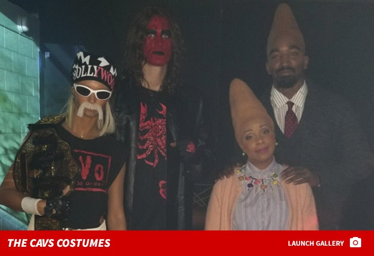 Cleveland Cavaliers Costumes