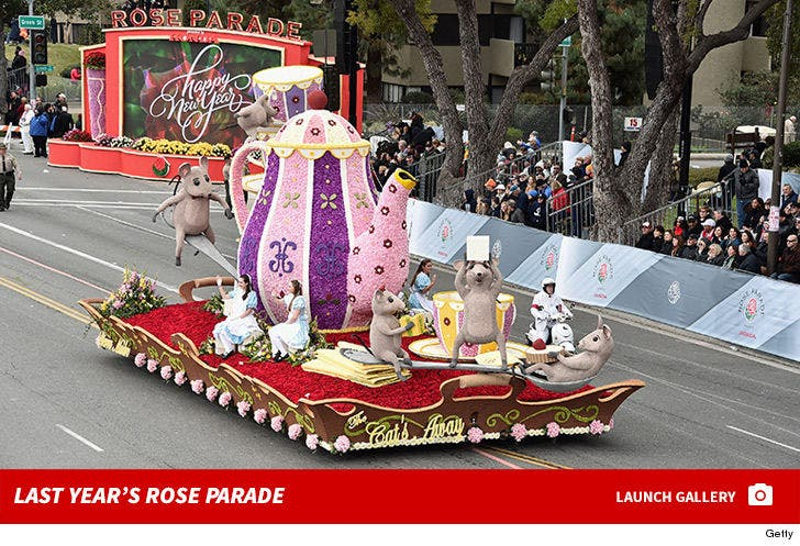 128th Tournament Of Roses Parade