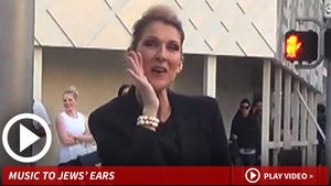 Celine Dion -- Even Jews Dig My Xmas Songs!
