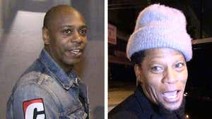 Dave Chappelle's Hazy on Skits Mocking R. Kelly Scandal