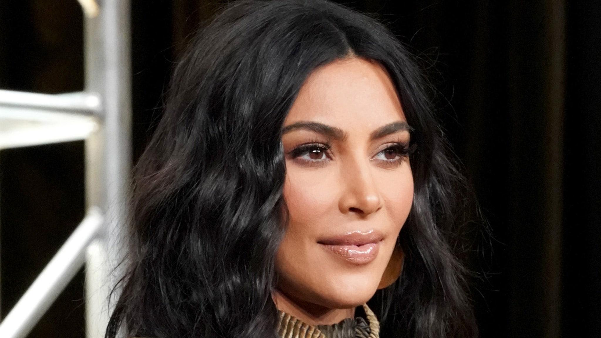 Kim Kardashian West Demands Justice For Man Killed By Sacramento Cops