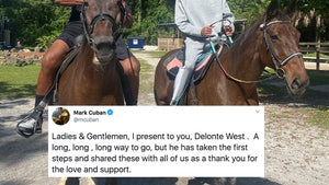 Delonte West Has 'Taken First Steps' In Recovery, Mark Cuban Shares Smiling Update