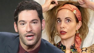 'Lucifer' Star Tom Ellis Gets Creepy Package in Mail, Cops Investigating