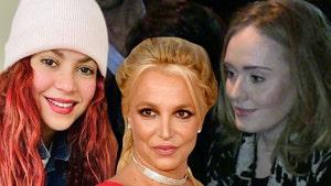 Britney Dominated Album Sales Among Contemporaries, Despite Conservatorship