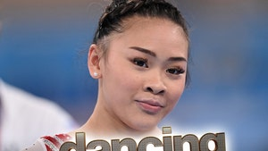 Olympics Star Suni Lee To Compete In 'Dancing With The Stars'