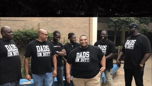Fathers Form 'Dads on Duty' After Many Fights at Louisiana High School