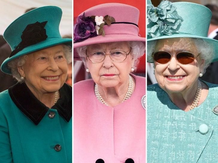 Queen Elizabeth's Royal Hats