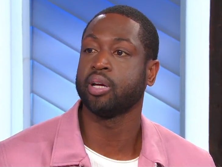 Dwyane Wade 'Struggled' About Going Public With Daughter's Gender Identity Story