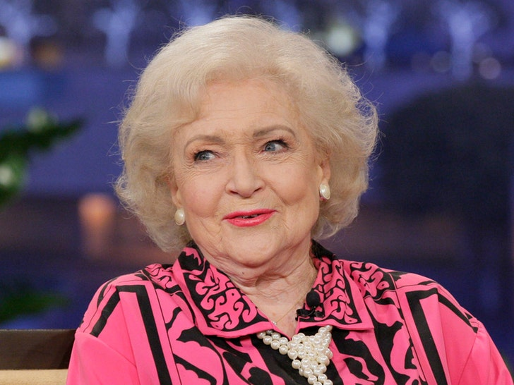 Betty White, age 99, doing well and keeping busy during quarantine.