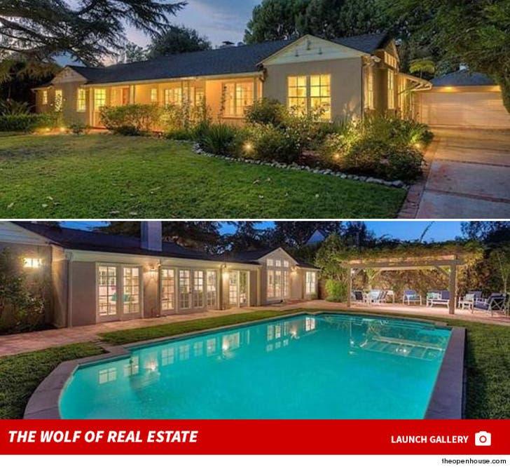 Leonardo DiCaprio -- Wolf of Real Estate