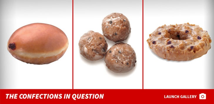 Krispy Kreme Donuts -- The Confections in Question