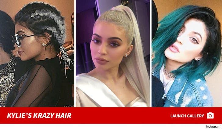 Kylie's Krazy Hair