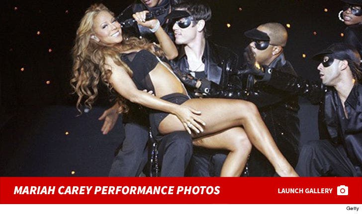 Mariah Carey Performance Photos
