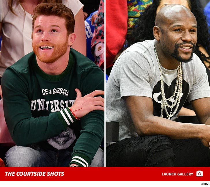 Stars At NBA Openers