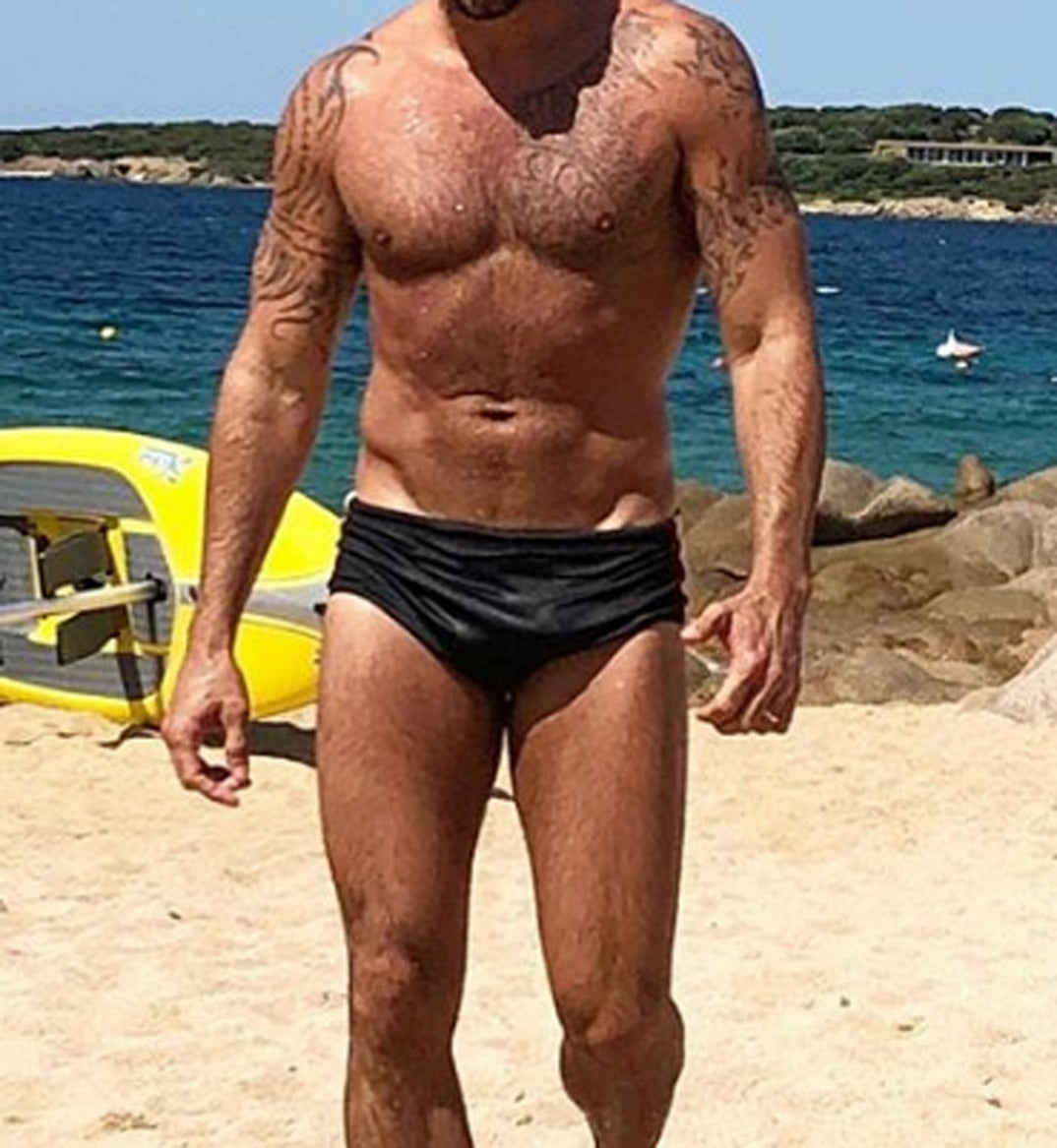 Stars In Speedos -- Guess Who!