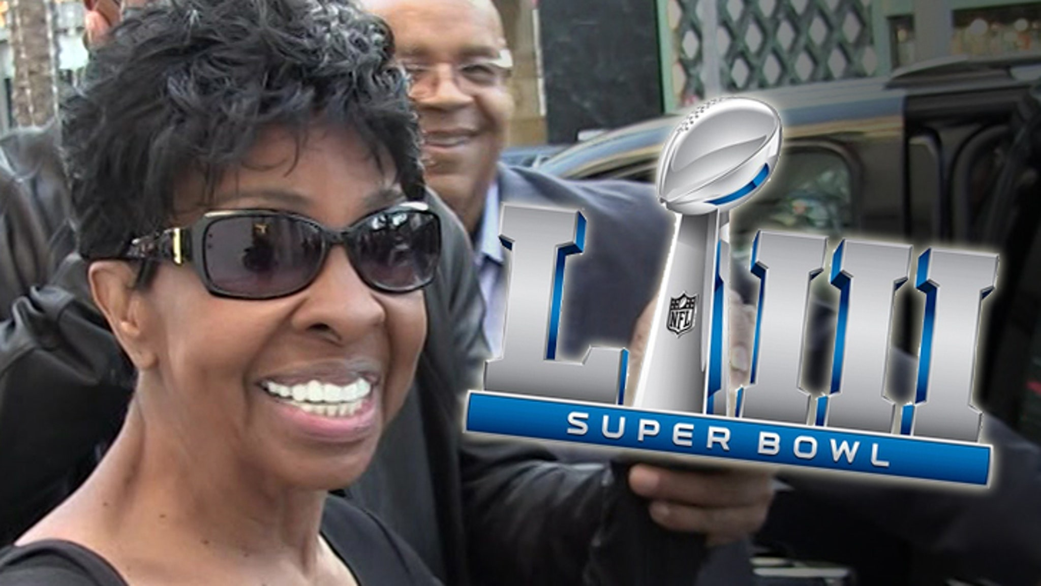 Gladys Knight 'Proud' to Perform Nat'l Anthem ... at Super Bowl