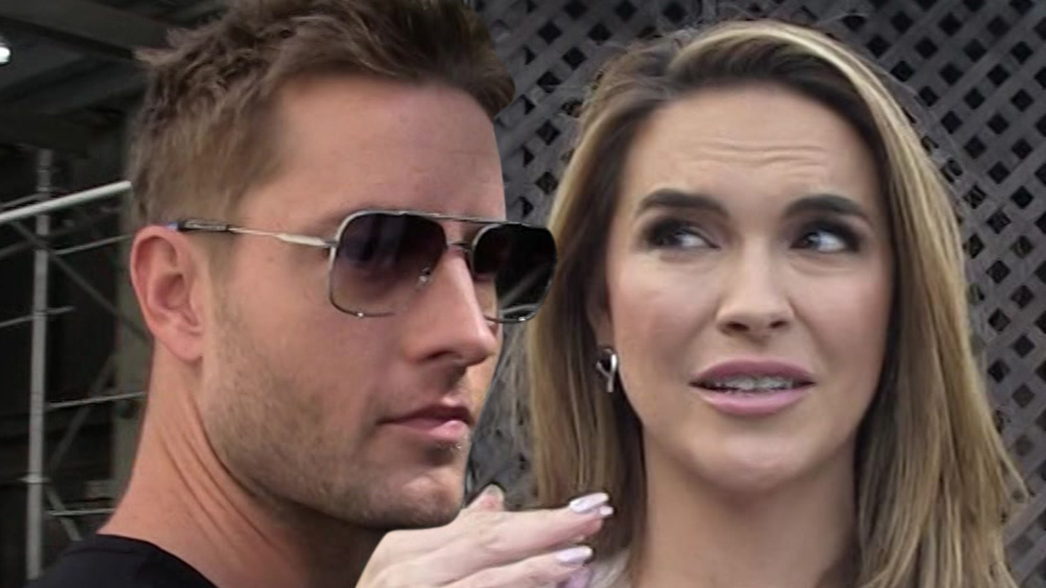 Justin Hartley's Wife Chrishell Thinks Money Grab Triggered Divorce