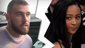 Travis Kelce's GF Kayla Nicole Unfollows NFLer On IG, Signs Point To Break Up