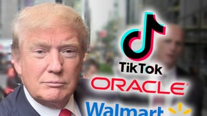 TikTok Apparently Saved as Trump OKs Last-Minute Oracle-Walmart Deal