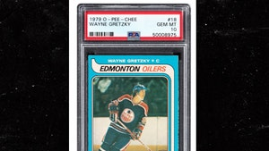 Wayne Gretzky Rookie Card Fetches $1.3 Mil At Auction, Most Ever For A Hockey Card!