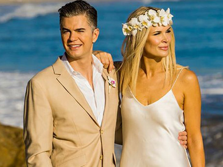 Dr Will and Erin Brodie's White Wedding