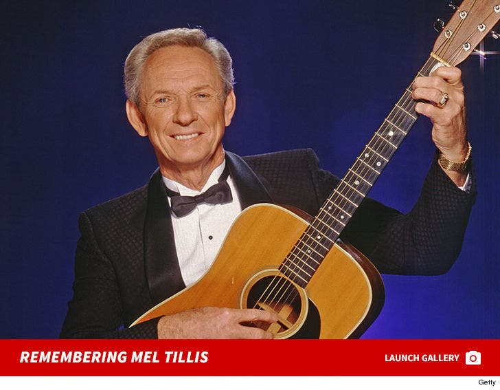 Remembering Mel Tillis