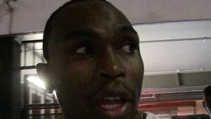 Julio Jones Talks Falcons Draft At Hollywood Club, Rocks Man Bag (VIDEO + PHOTO)