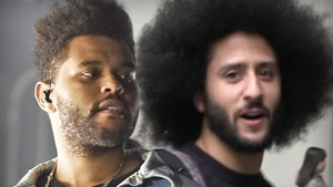 The Weeknd Donates $200k To Colin Kaepernick's Legal Defense Initiative