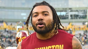 Derrius Guice's GF Told Cops He  Strangled Her Unconscious, Cried Afterward