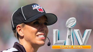 Sarah Thomas Becomes First Female Official In Super Bowl History