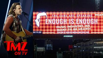 Morgan Wallen Fan Billboards Say 'Enough is Enough' as CMT Awards Approach | TMZ TV.jpg