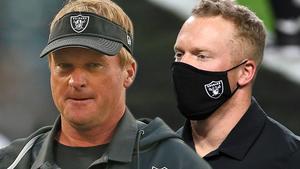 Jon Gruden's Son Staying On Raiders' Staff Despite Dad's Ousting