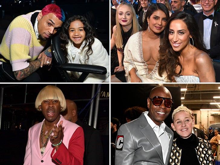 2020 Grammy Awards -- Behind The Scenes
