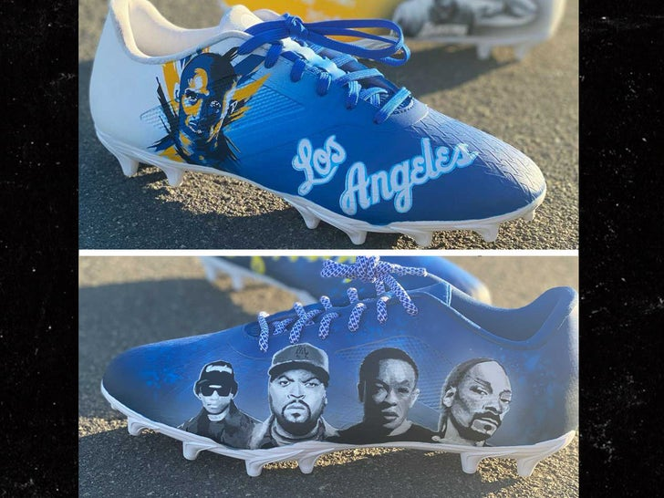 Desean Jackson Reppin' Cali Legends Kobe, Snoop & Dr. Dre With Custom Cleats.jpg