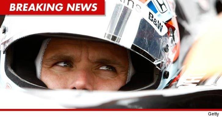 Dan Wheldon Dead at 33 -- IndyCar Driver Dies After Crash