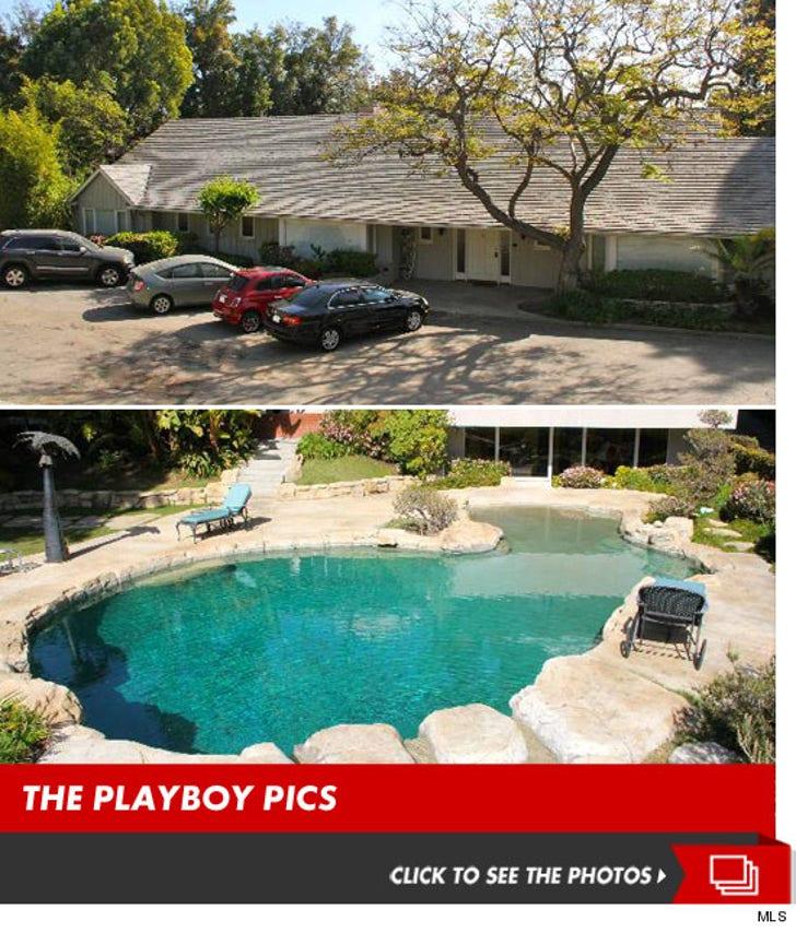 Playboy Bunny House -- For Sale