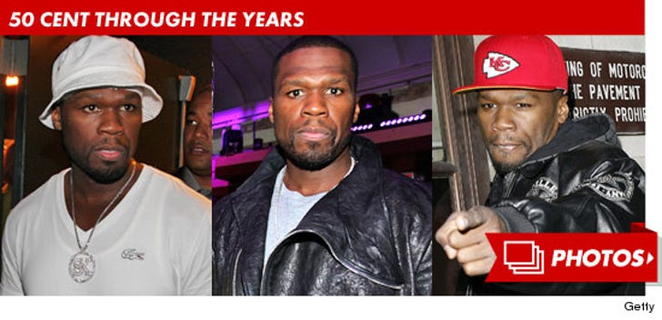 50 Cent -- Through The Years