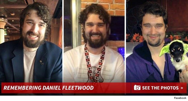 Remembering Daniel Fleetwood