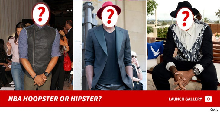NBA Hoopster or Hipster?