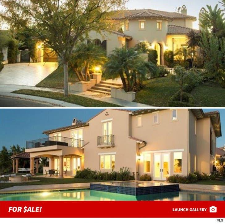 Khloe Kardashian's Calabasas Rental For Sale