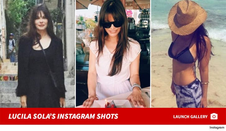 Lucila Sola's Hot Shots